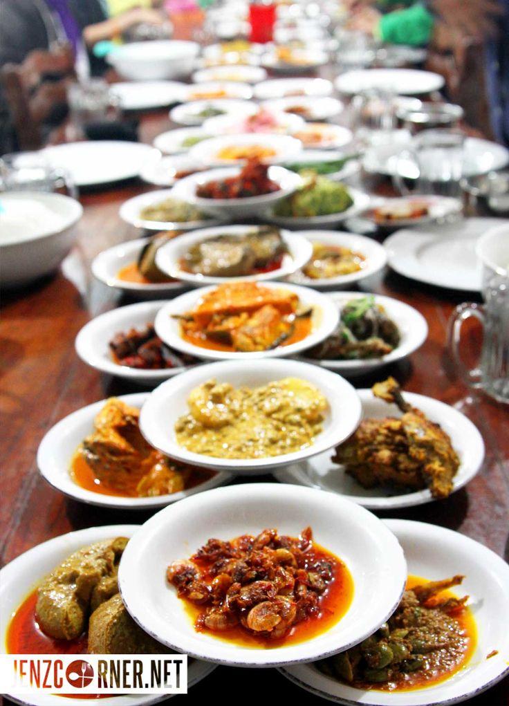 Tour de Padang: What I Ate in West Sumatra | JenzCorner.