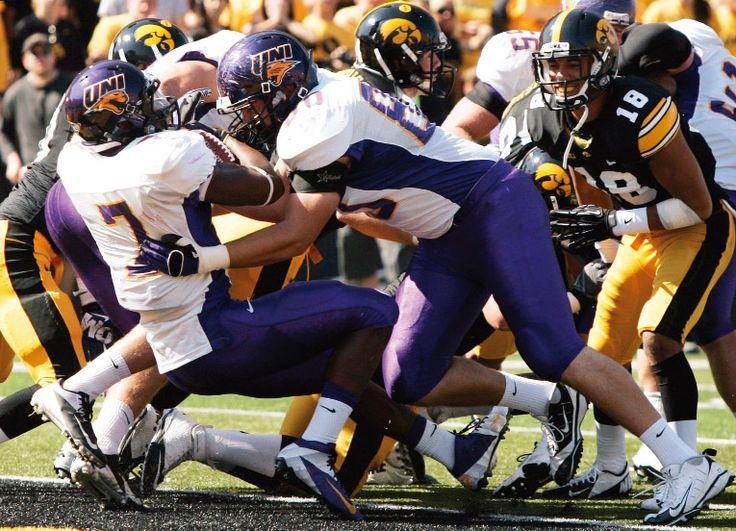 David Johnson!!! Northern iowa, Ncaa college football, Iowa