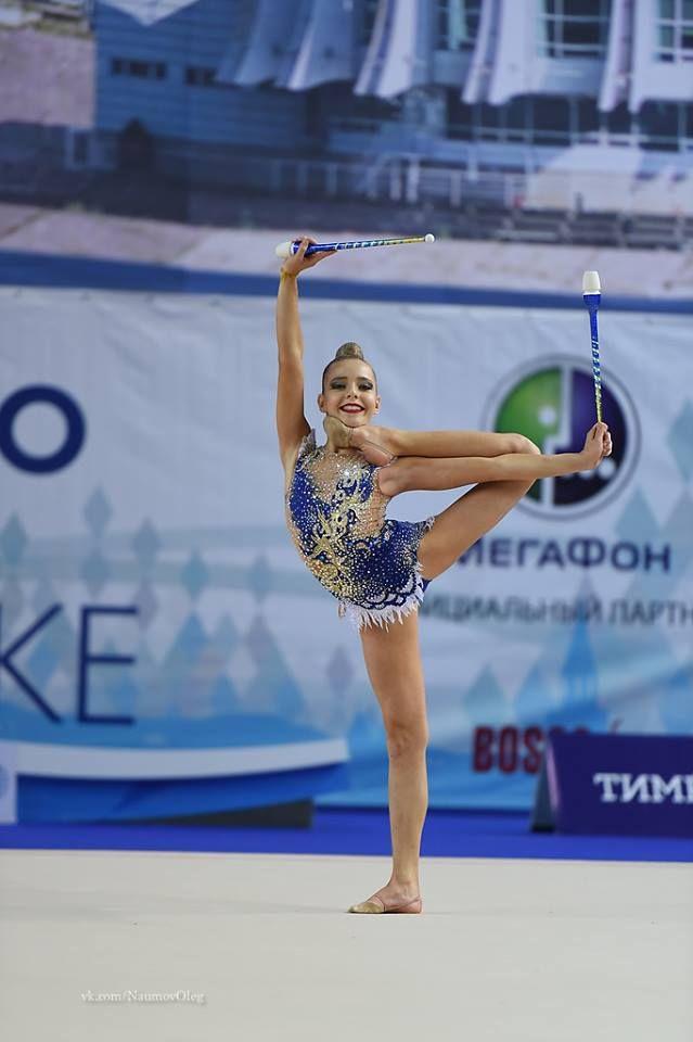 Polina Shmatko (Russia), Kazan 2016