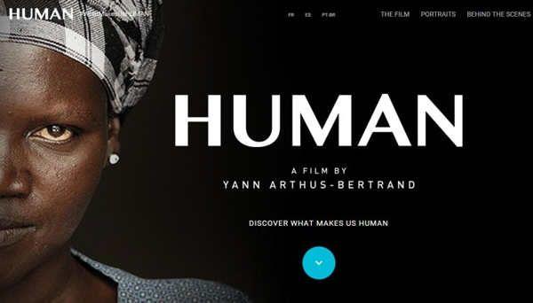 """Ya está en YouTube """"HUMAN"""", documental para conocer qué nos hace humanos - Rocambola-Seleccion de Noticias de Tecnologia en Internet"""