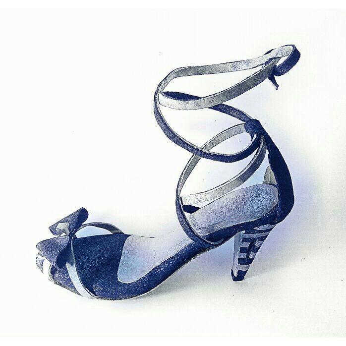 Zapatos con piedra mineral: pirita  Diseño exclusivo,  diseñadora española, madeinspain, luxury, shoes