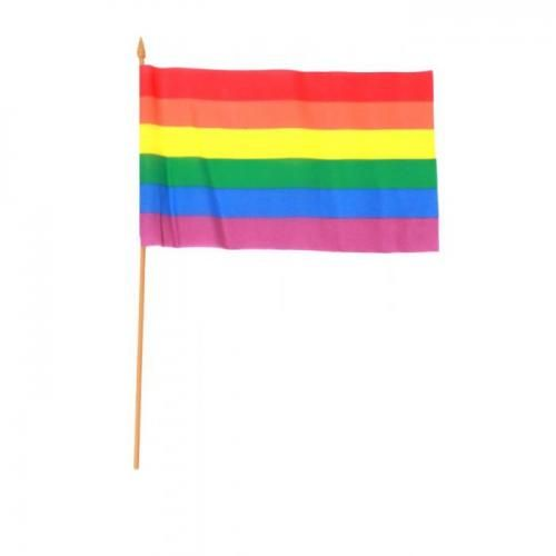 Regenbogenfahne Gay Flag Fahne Lesben- und Schwulenbewegung