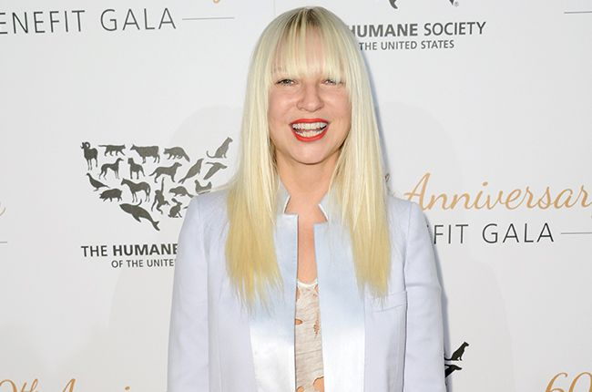 Billboard - Sia Working on Documentary About Herself With Husband Erik Anders Lang