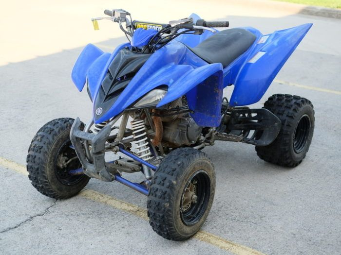 #DailyDeal 2008 Youth #Yamaha Raptor 350 Only $2,519 from Freedom Powersports #Huntsville  #ATV