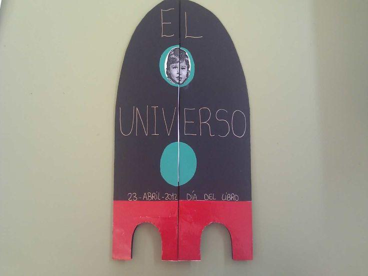 LAPBOOK EL UNIVERSO