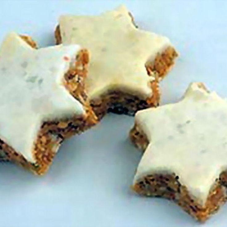 La ricetta di oggi: i biscotti tradizionali tedeschi a forma di stelle di Natale