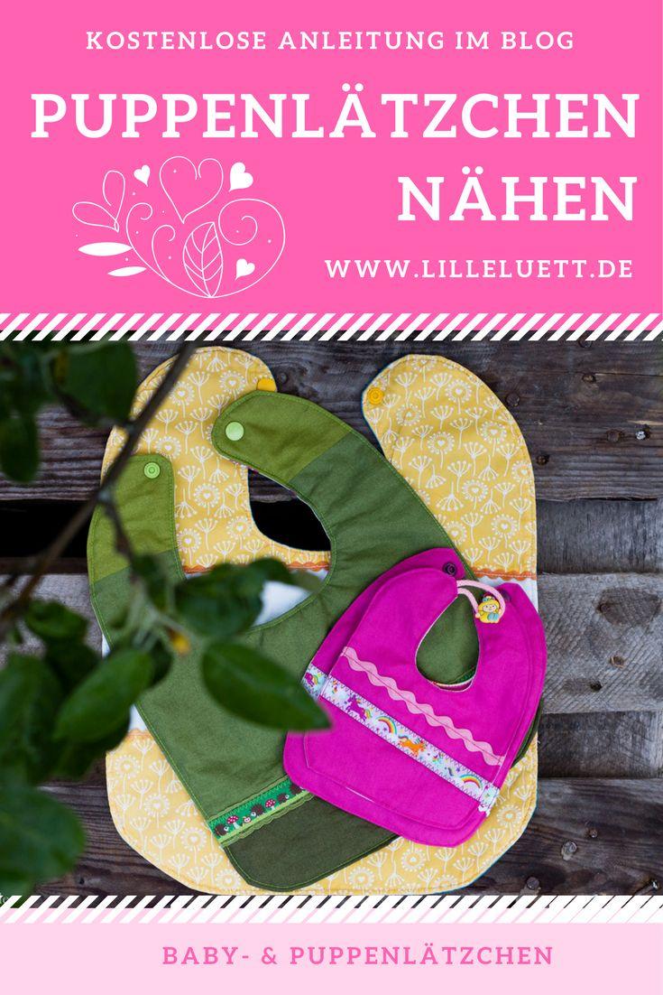 17 best Schnittmuster & Nähanleitungen - Sewing Patterns & Tutorials ...