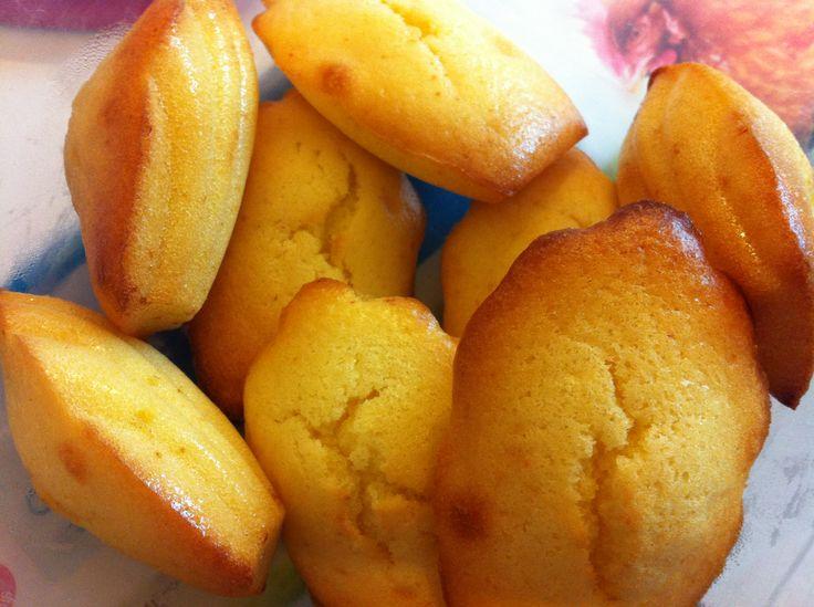 La recette des madeleines au KitchenAid