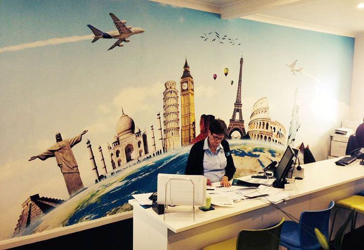 22 best travel agency interior images on pinterest for Interior design agency melbourne