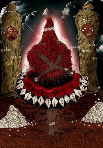 Babalú Ayé ,Omolu azunsu by Guto-Reason