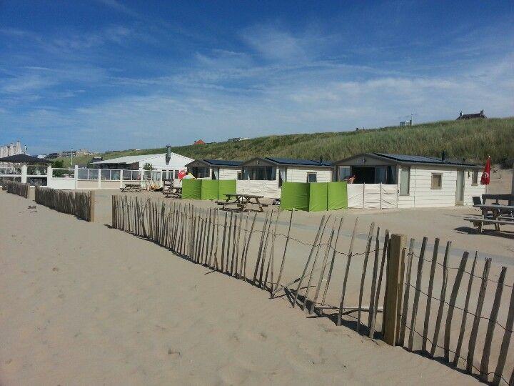 take2noordwijl.nl Strandhäuser auf Hundestrand