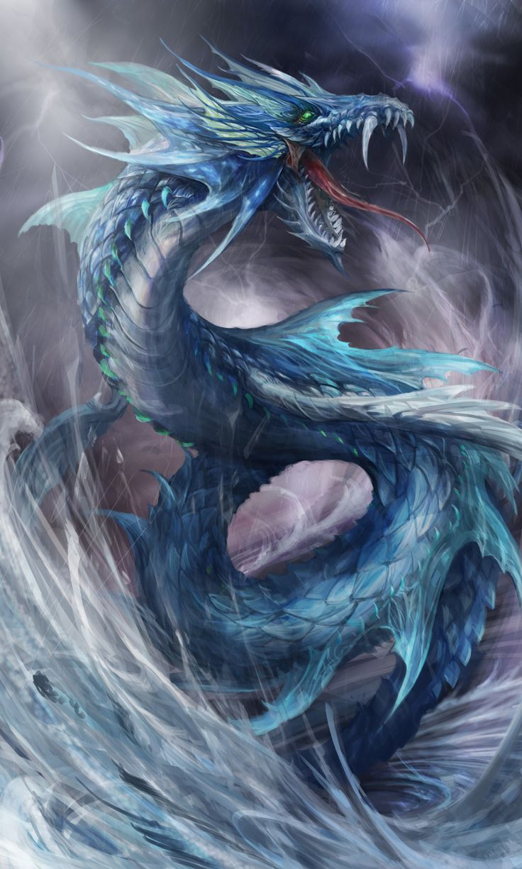 Sea Dragon by Jason liu - Project work with Sh In -