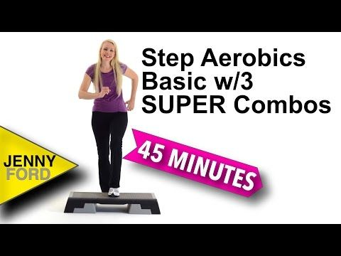 Beginner Aerobic Routines   Healthy Living