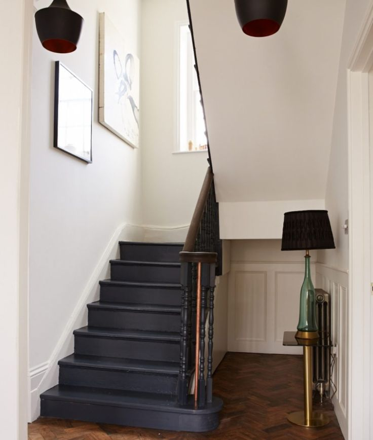 19+ Painted Staircase Ideas For Your Home Decor