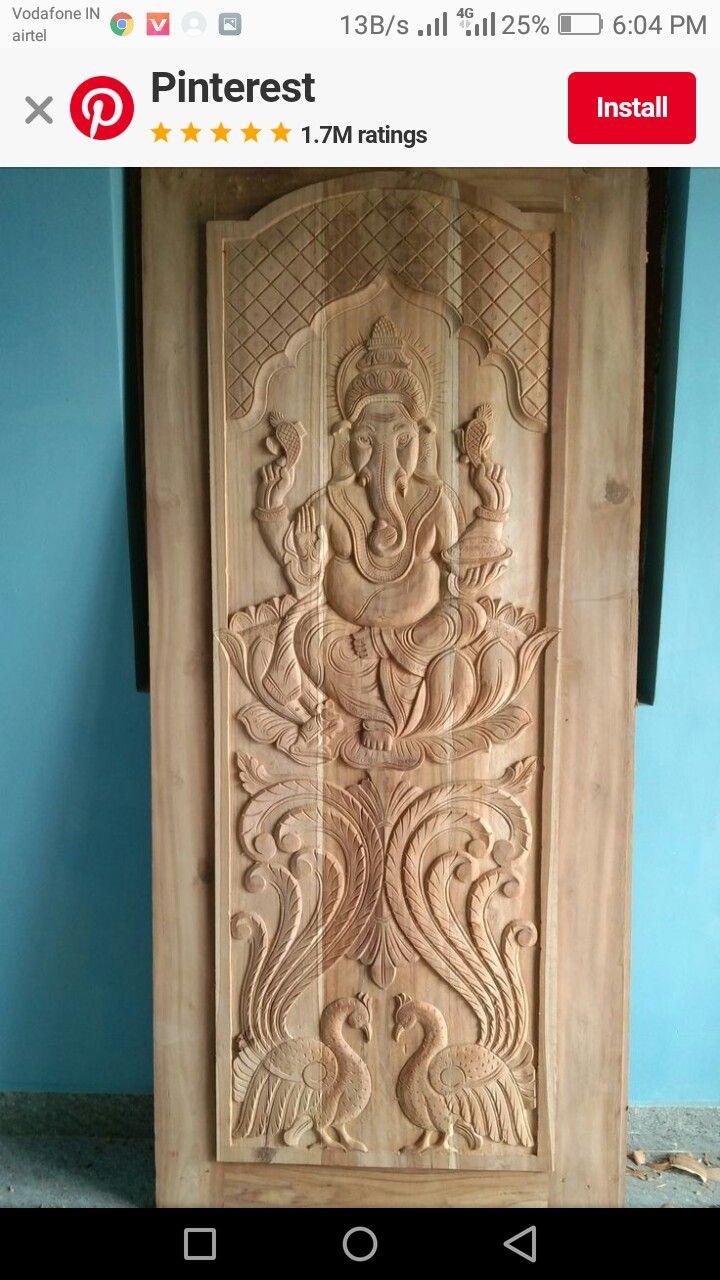 Pin By Amit Pradhan On Amit Wooden Door Design Door Design Wood Carved Doors