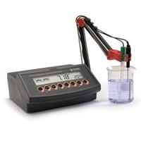 PHMETRO DE SOBREMESA HI 2221 HI 2223 - HANNA Instruments, Fabricante de instrumentos de medida y análisis.