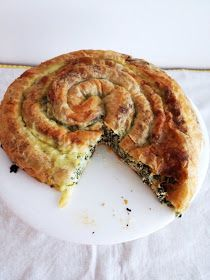 what caroline cooked: Spinach and Cheese Roly Poly