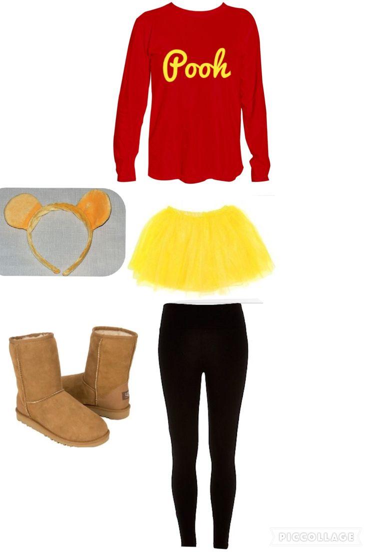 Winnie the Pooh costume:)                                                                                                                                                                                 Más