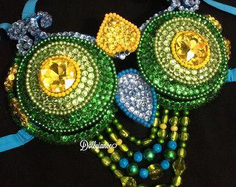 Royal ereditiera Samba reggiseno Samba vestito vestito di