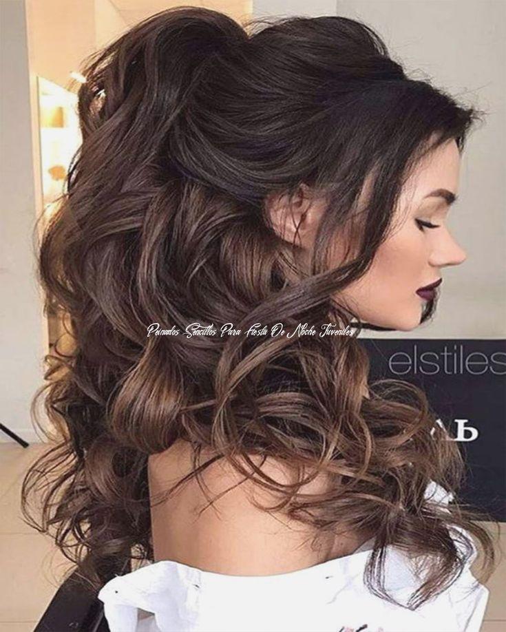Bonito y cómodo peinados para fiesta ibicenca Galería de cortes de pelo estilo - 10 Cosas Que Debes Hacer En Peinados Sencillos Para Fiesta ...
