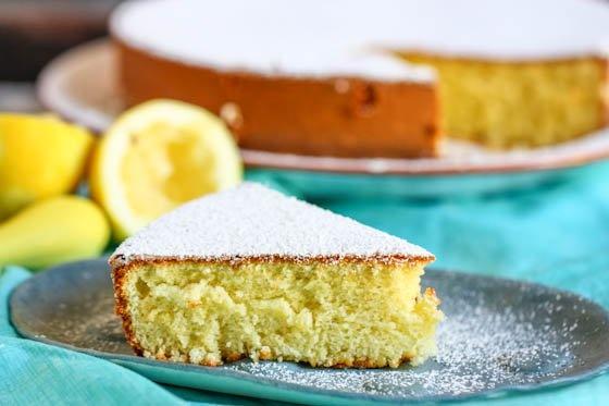 lemon olive oil cake   Baking Recipes   Pinterest