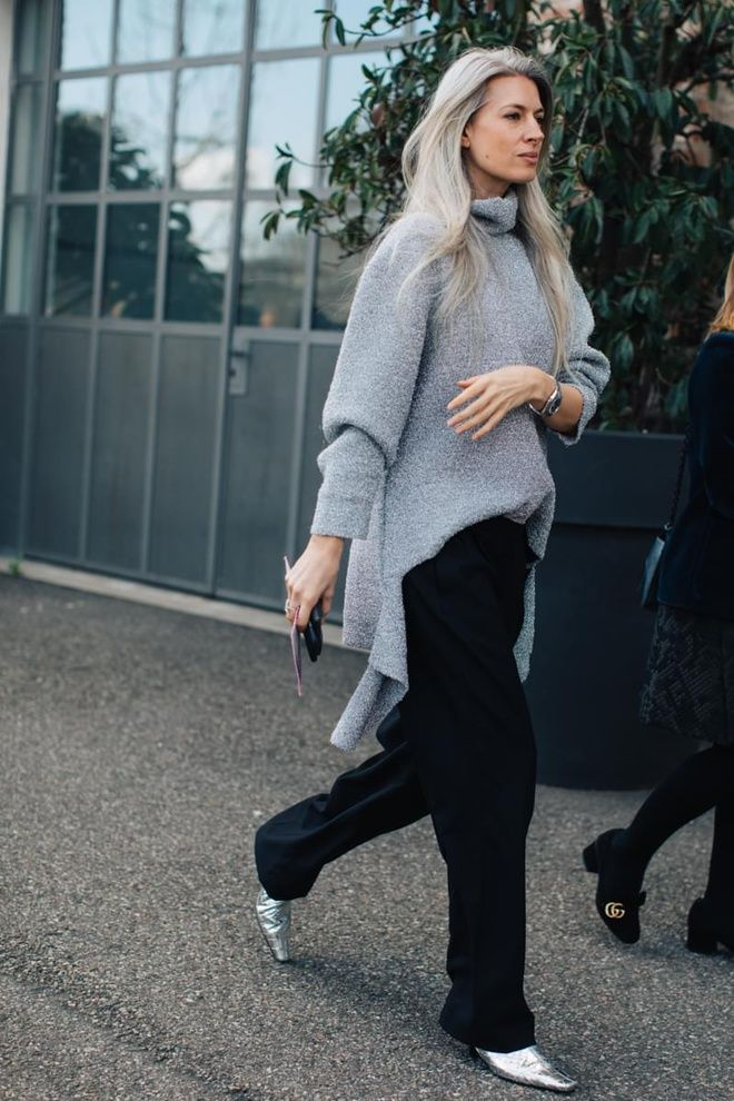 FWAH2017 street style milan fashion week fall winter 2017 2018 looks trends sandra semburg trends ideas style 132