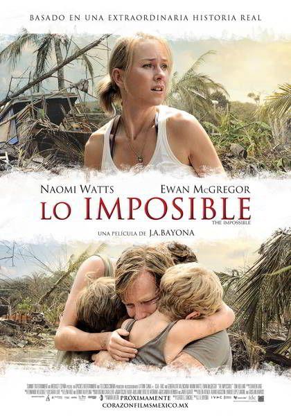 ver Lo imposible (The Impossible) 2012 online descargar HD gratis español latino subtitulada