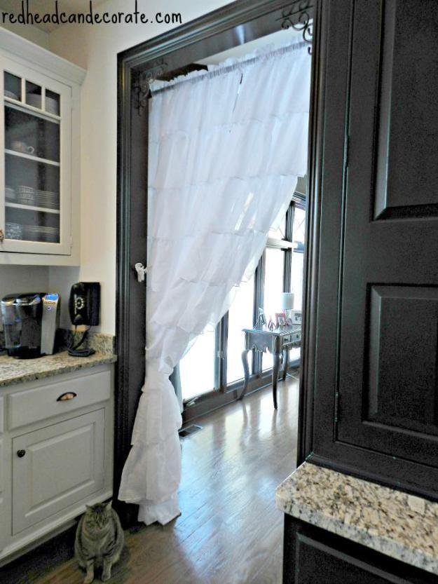 the 25 best doorway curtain ideas on pinterest diy door instalation home improvement and diy easy fit doors
