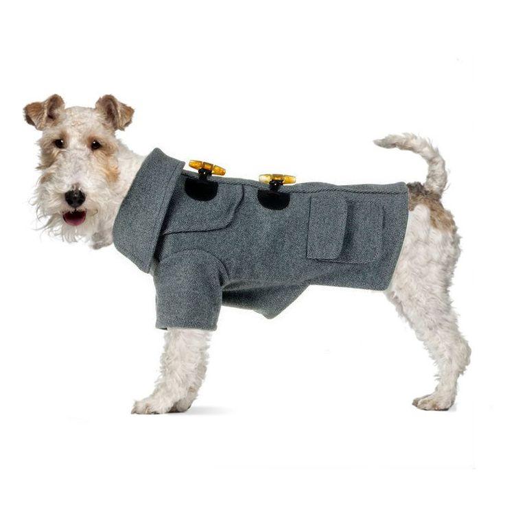 39 best Dog Coat Inspirations images on Pinterest | Dog coats, Dog ...