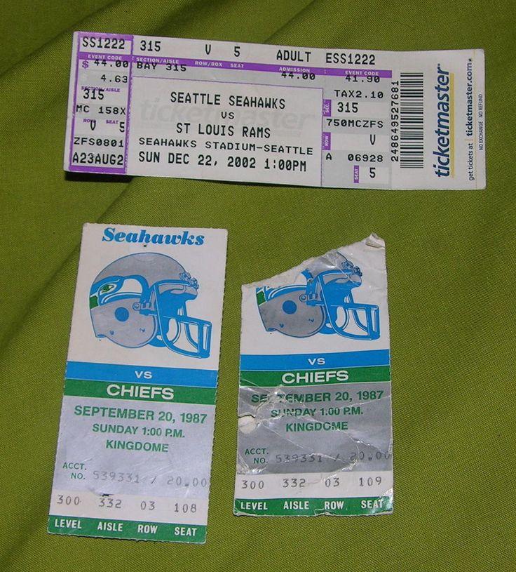 Seattle Seahawks Schedule: 1000+ Ideas About Seahawks Tickets On Pinterest