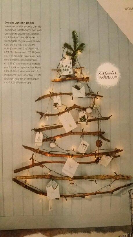 Alternatieve kerstboom....