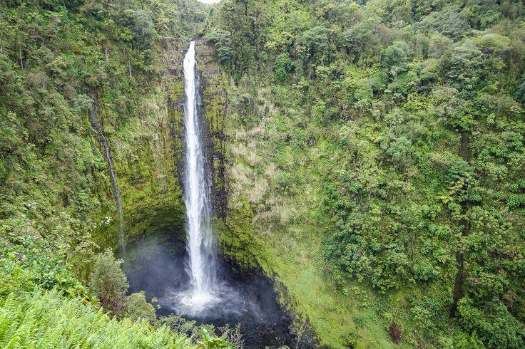 Cascate Akaka - Hawaii