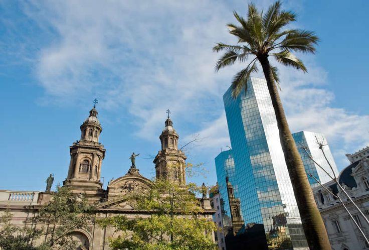 Capital of Chile (Santiago)