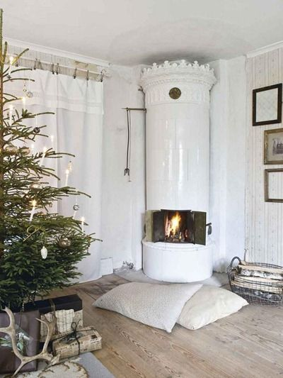 Nordic Christmas (photo courtesy Jeanne d' Arc Living)