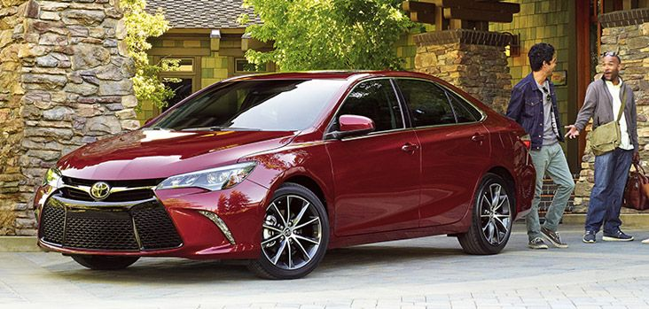 TOYOTA CANADA: Camry > Gallery