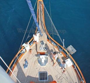 Superior wg ty 002 gulet charter Greece Turkey 23.90 meters