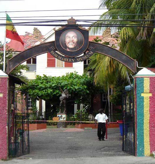 Bob Marley Museum, Kingston, Jamaica. #TheCrazyCities #crazyKingston