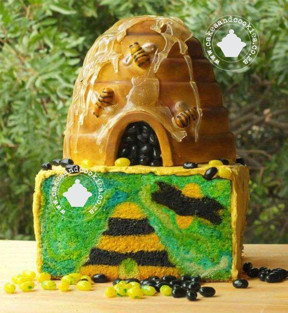 Surprise Cakes Images