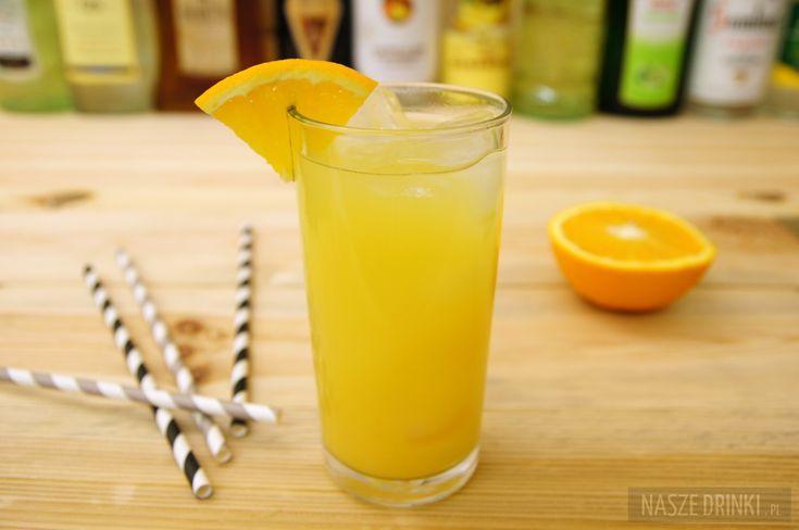 Hairy Navel – pomarańczowo-brzoskwiniowy drink