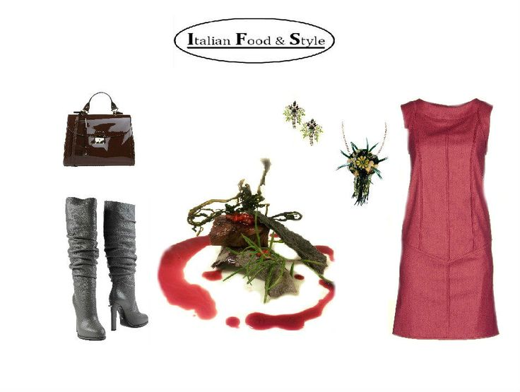 Outfit Red Autunno