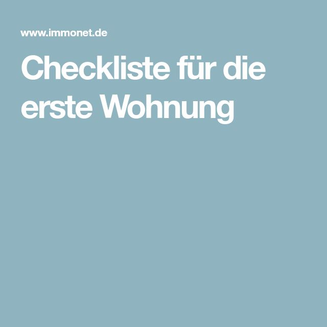 die besten 25 umzug checkliste ideen auf pinterest wohnung umzugs checkliste checkliste f rs. Black Bedroom Furniture Sets. Home Design Ideas