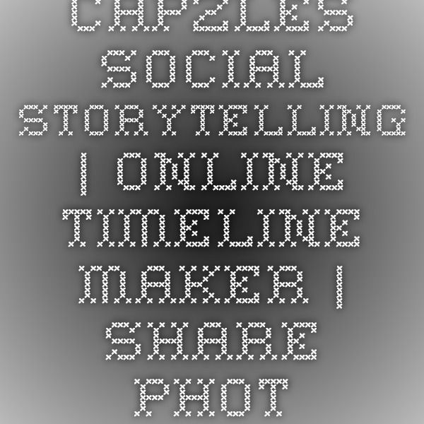 Capzles Social Storytelling | Online Timeline Maker | Share Photos, Videos, Text, Music and Documents Easily http://www.capzles.com/
