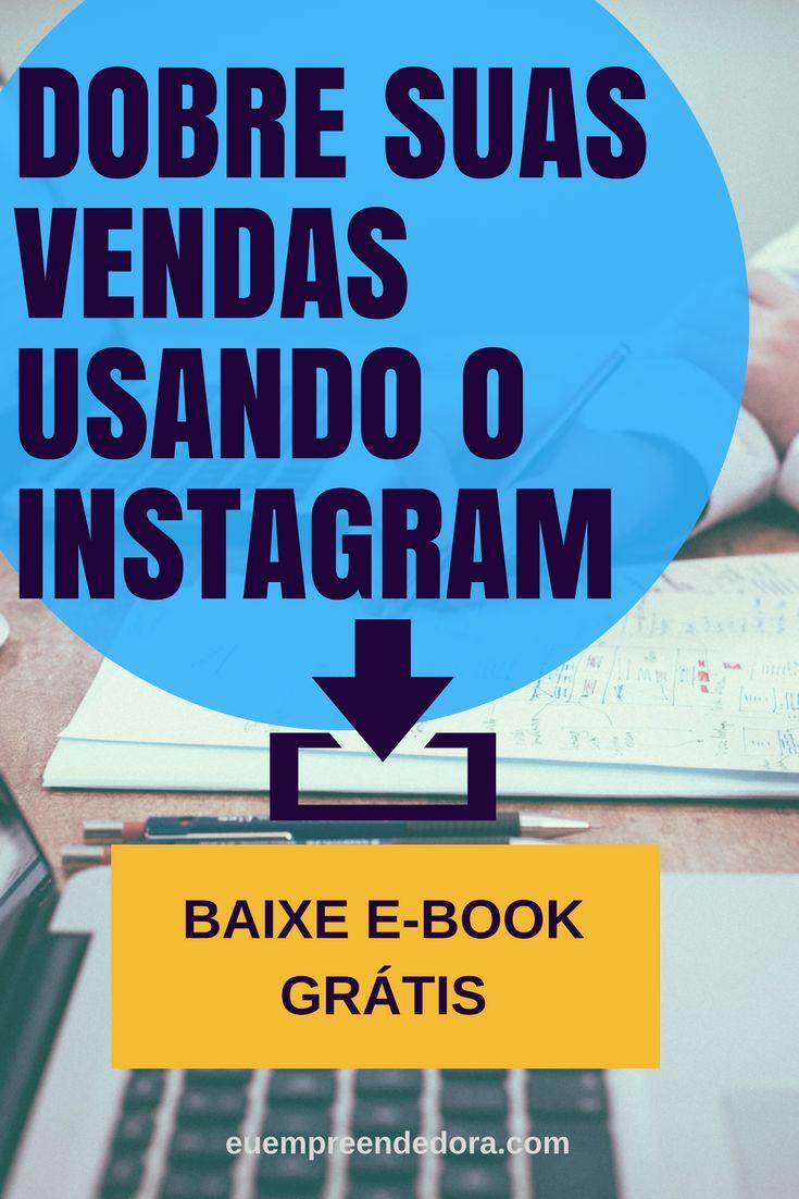 Gerenciagram - Aprenda aumentar suas vendas usando o instagram. Baixe o e-livro gratuito e tenha acesso às dicas super legais. #instagrambusiness #instagramdicas #instagramvendas #app #instagram #midiassociais #socialmedia