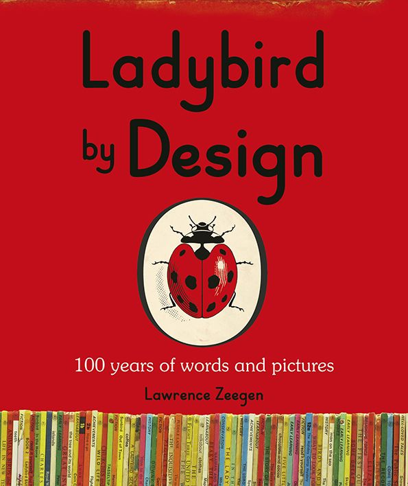 Getting the Ladybird books' perspective on Britain's social and design history. Laurence Zeegan mention.