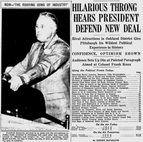 """franklin d roosevelt new deal essay Successes and failures of roosevelt's new deal when the term"""" new deal"""" was mentioned by franklin delano best who argues in his essay."""