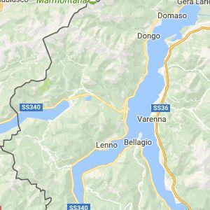 Il Castello di Vezio, antica fortezza di origine romanica, si trova sul Lago di Como a strapiombo su Varenna. Famoso per spettacoli di falconeria e fantasmi