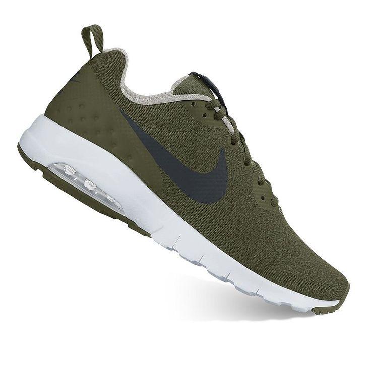 Nike Air Max Motion Low Premium Men's Shoes, Size: 11.5, Green