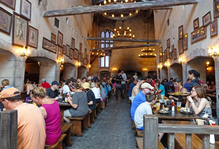 Best Food Near Harry Potter Studios