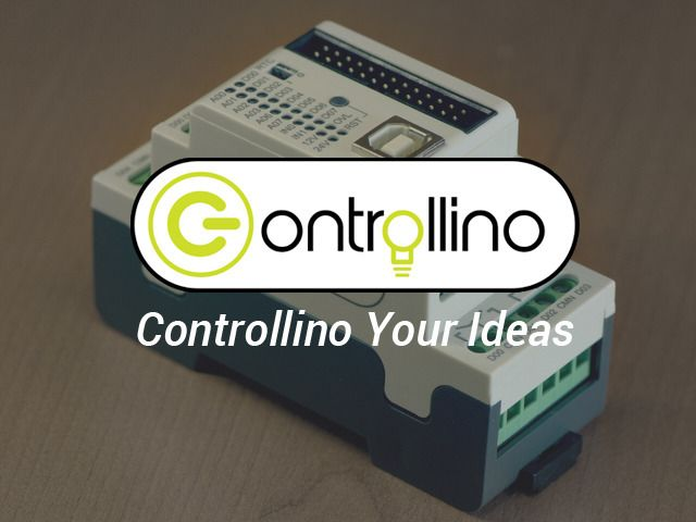 First Software Open-Source PLC (Arduino-Compatible) - CE & UL certificated - to control your Internet of Things