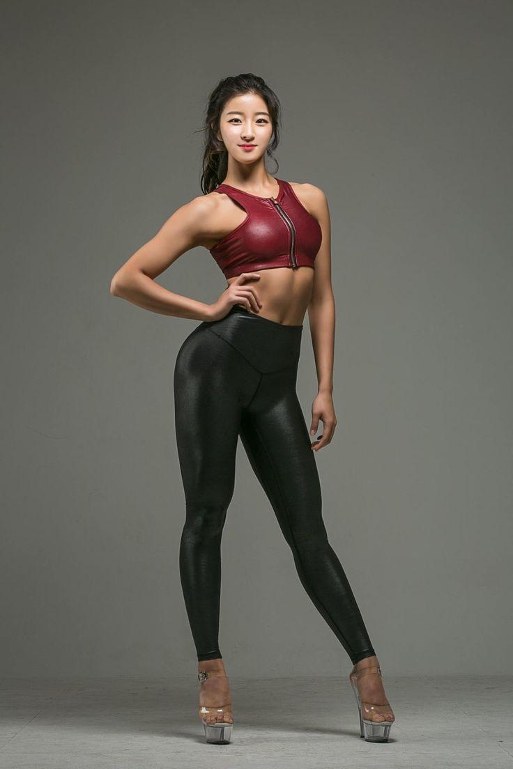 Korea Fitness girl (@shee_fit_) by nizzang23 on DeviantArt